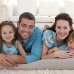 1 bigstock Family On Floor In Living room 6143968 1