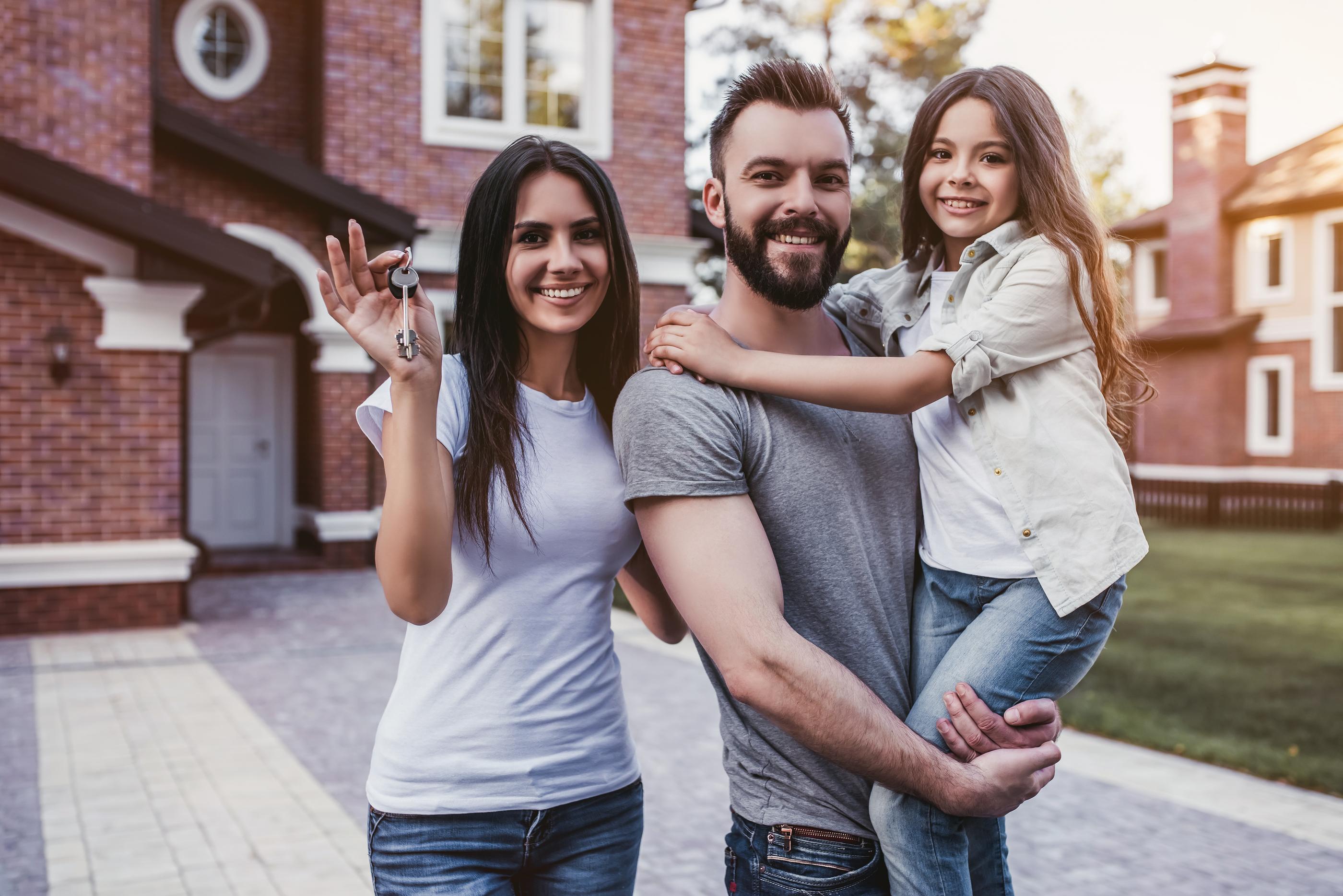 bigstock Happy Family Outdoors 194107111