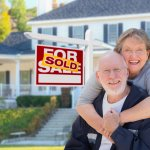 My Mission, bigstock Senior Adult Couple in Front o 142143761