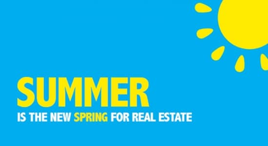 Summer is the New Spring for Real Estate [INFOGRAPHIC] | Simplifying The Market
